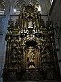 372 Catedral de San Salvador (Oviedo), retaule de Santa Teresa, al transsepte sud.jpg