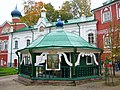 3866. Pskovo - Pechorsky Monastery. Holy well.jpg
