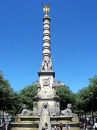 Fontaine du Palmier - Image: 3911Parigi Fontana Chatelet