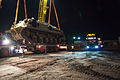 3rd Infantry Division tanks arrive in Latvia 150310-A-KG432-231.jpg