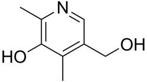 4-Deoxypyridoxine - Image: 4 Deoxypyridoxine