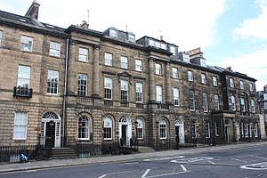 Robert William Philip - 40 to 45 Charlotte Square, Edinburgh