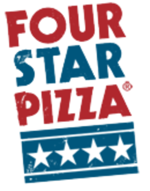 Four Star Pizza - Image: 4starlogo