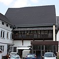 51273 Kirberg, Burgstraße 50 Ehem. Zehntscheune1.JPG