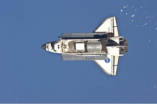 STS-133 human spaceflight