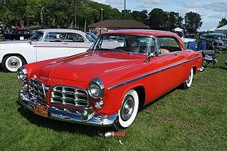 Chrysler 300 letter series - 1955 Chrysler C-300