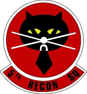 5th Reconnaissance Squadron - Image: 5th Reconnaissance Squadron