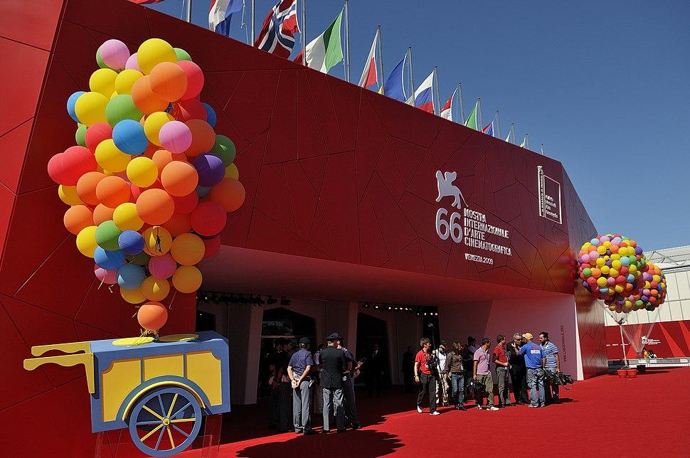 66ème Festival de Venise (Mostra) Palais du Cinema