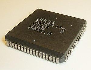 Intel 80286 - Siemens 80286 (10 MHz version)