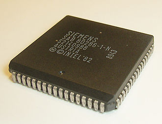 Intel 80286 - Siemens 80286 (10 MHz version)
