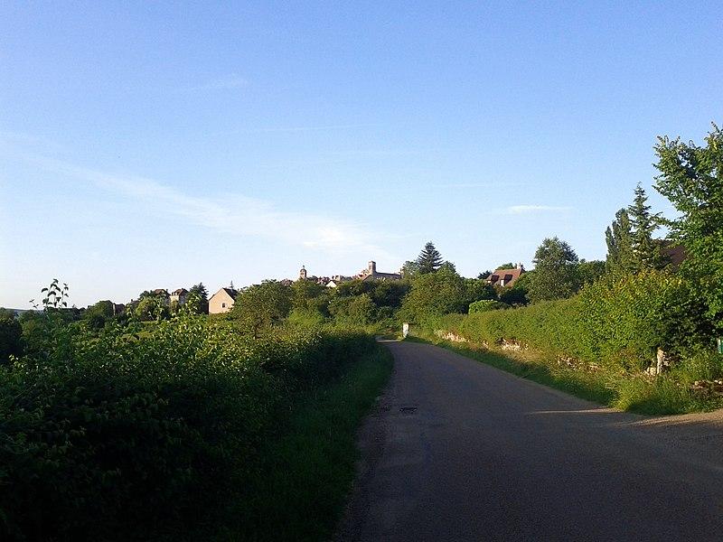 89450 Vézelay, France