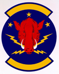917 Weapons System Security Flight (later 917 Security Forces Sq) emblem.png