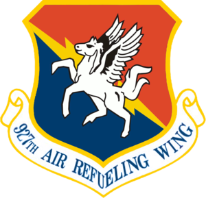 927th Air Refueling Wing - Image: 927th Air Refueling Wing