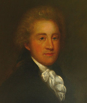 Thomas Cochrane, 10th Earl of Dundonald - Cochrane's father Archibald Cochrane, 9th Earl of Dundonald.