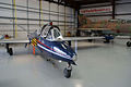 Aérospatiale Fouga CM.170-1 Magister RFront CWAM 8Oct2011 (14630925875).jpg