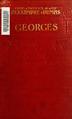 A. Dumas Georges (en) 1904 Couverture.png