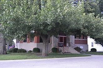 Loda, Illinois - Loda Township Library
