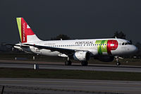 CS-TTK - A319 - TAP Portugal