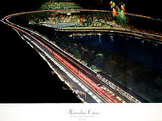 Horseshoe Curve (Pennsylvania) - Centennial celebration photo