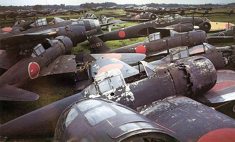 A6M5 scrapped