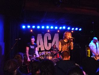 AC4 - AC4 live in Saarbrücken