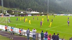 Panetolikos F.C. - ACF Fiorentina - Panetolikos FC in a preseason game in Moena, Italy (summer 2016)