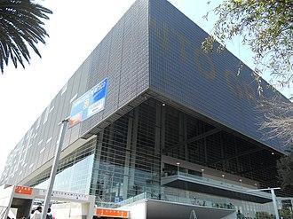 Mexico City Arena - Image: ACMX19
