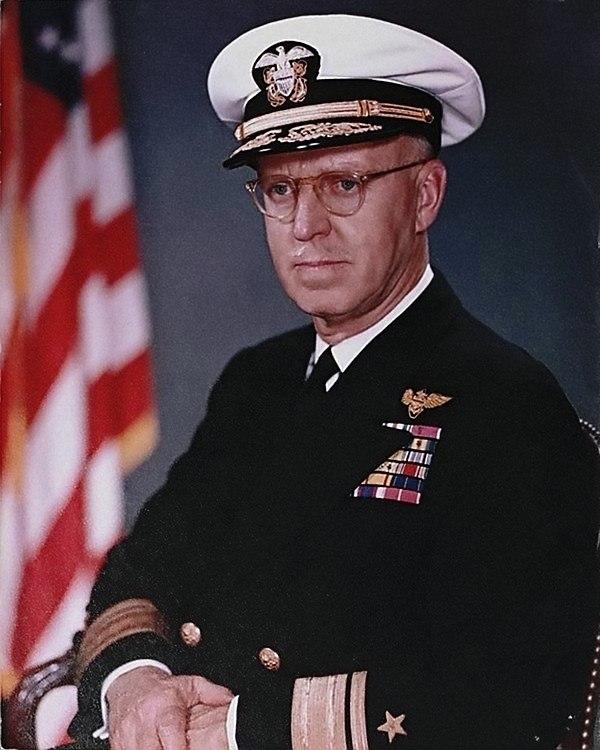 ADM Boone, Walter F