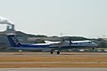 ANA DHC8-Q400(JA847A) take off @MYJ RJOM (2426548080).jpg