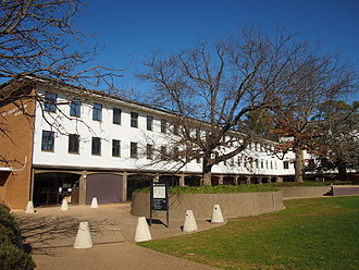 Australian National University - ANU College of Law