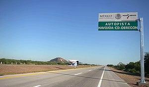 Navojoa - Navojoa–Ciudad Obregón Highway