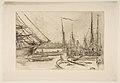 A Sketch from Billingsgate (From Billingsgate) MET DP813580.jpg