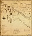 A chart of the internal part of Louisiana - including all the hitherto unexplored countries, lying between the River La Platte of the Missouri on the N., and the Red River on the S., the Mississippi LOC 79692913.jpg