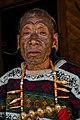 A headhunter in longwa village, nagaland.jpg