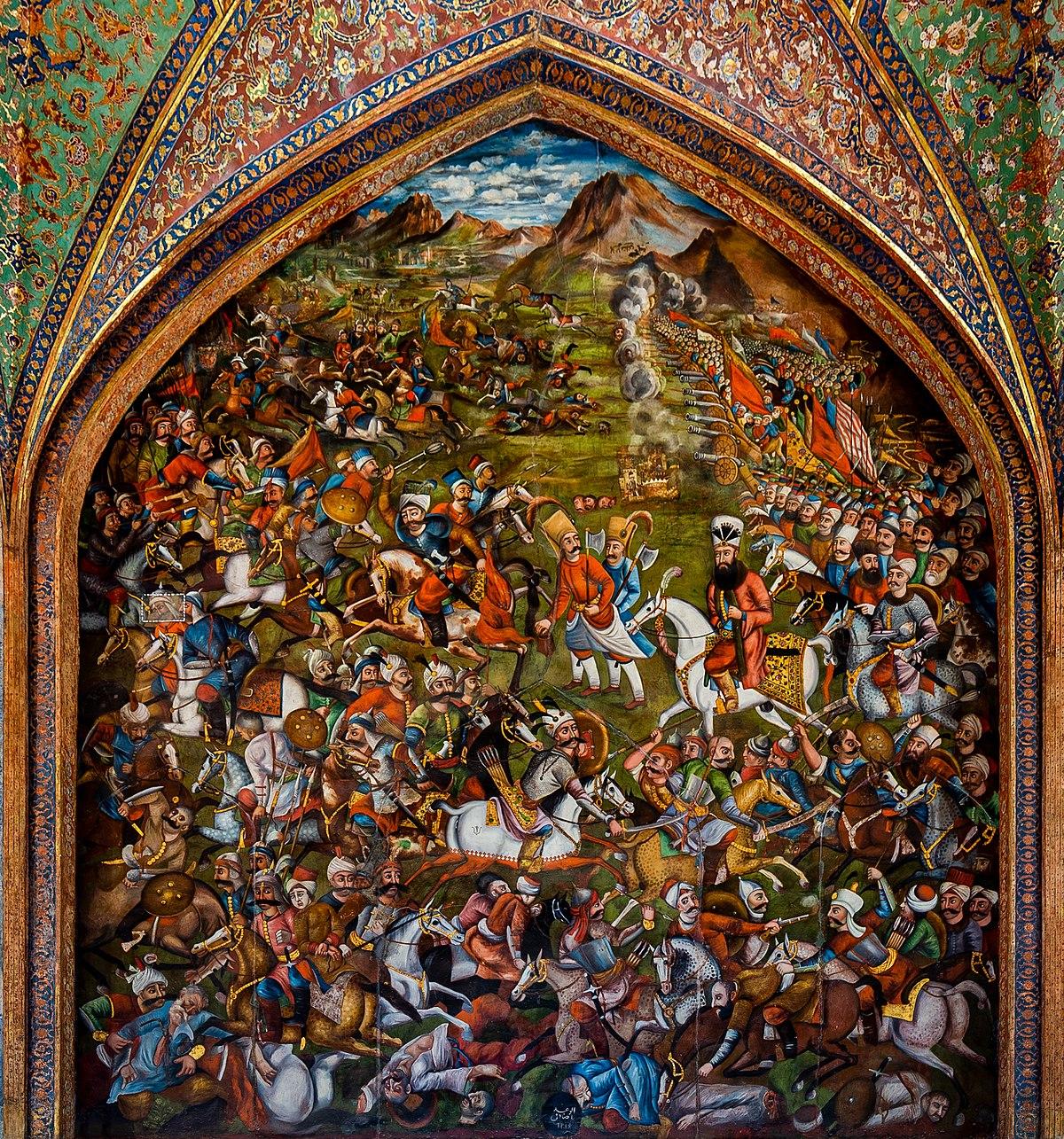 جنگ چالدران در زمان کدام پادشاه صفوی بود
