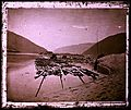A pine raft, River Min, Fukien province, China. Wellcome L0031034.jpg