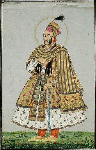 Abdullah Qutb Shah - Image: Abdullah Qutb Shah