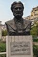 Abdyl Frashëri bust, Tirana, Albania.jpg