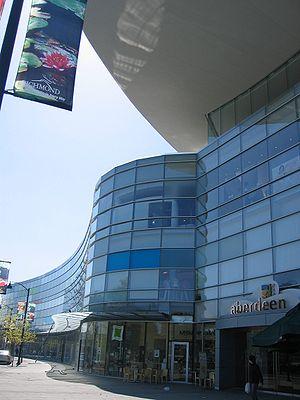 Aberdeen Centre - Image: Aberdeen ext