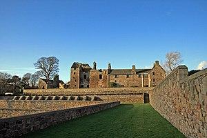Aberdour - Aberdour Castle