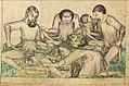 Abraham and Ishmael are circumcised (Egerton Genesis).jpg