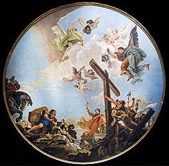 Exaltation de la Croix (Tiepolo)