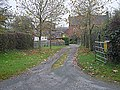 Access to White House Farm - geograph.org.uk - 1036216.jpg
