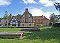 Across the Minster graveyard - geograph.org.uk - 1443108.jpg