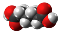 Adipic acid molecule spacefill from xtal.png