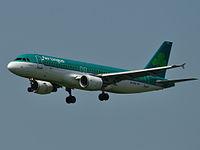 EI-DVG - A320 - Aer Lingus