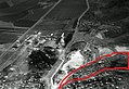 Aerial View of Nesher plant near Haifa. 1946 with sign of Givat Ha'Amadot (id.26794734).jpg