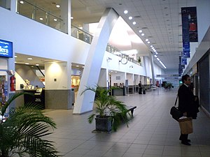 Aeropuerto Internacional Rosario