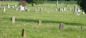 National Register of Historic Places listings in Fayette County, Kentucky - Image: African Cemetery No. 2, Lexington Kentucky