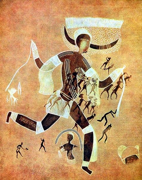 File:Afrikanischer Maler 001.jpg